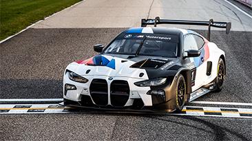 BMW Customer Racing Teams Win Big at Road America; 2022 BMW M4 GT3 Introduced to Teams.<br />