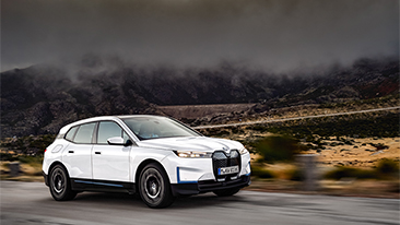 The BMW iX xDrive50 5th Generation eDrive and Sustainability<br />