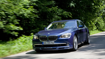 The 2011 BMW ALPINA B7 and B7 xDrive Sedans