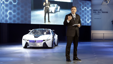 BMW Group Aims for Major Increase in Sales in China