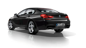 "BMW Individual 6 Series Gran Coupe ""BANG & OLUFSEN"" Edition"