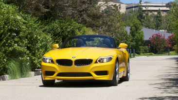 2012 BMW Z4 Roadster<br />
