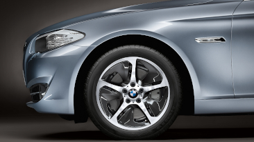 BMW Announces Pricing for the new 2012 ActiveHybrid 5.