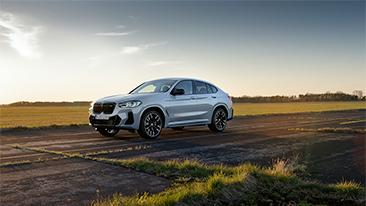 The new 2022 BMW X3 and X4<br />
