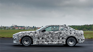 The new BMW 2 Series Coupe: Final development<br />