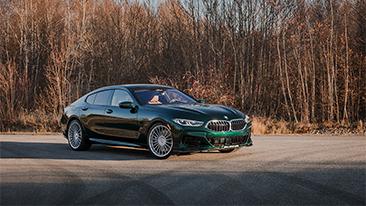 The New 2022 BMW ALPINA B8 Gran Coupé<br />