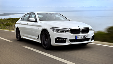 All-new BMW 5 Series International Media Launch