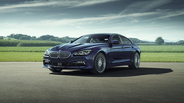 The BMW ALPINA B6 xDrive Gran Coupe BMW CCA Edition – One Of A Kind.