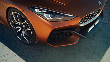 BMW Unveils World Premiere of the BMW Concept Z4 and the North American Premiere of the BMW Concept 8 Series.