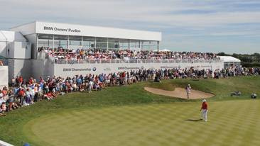 BMW Extends Title Sponsorship of BMW Championship through 2019.