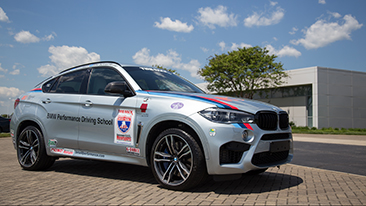 The BMW Performance Center to Contest the 2015 One Lap Of America with New BMW X6 M.