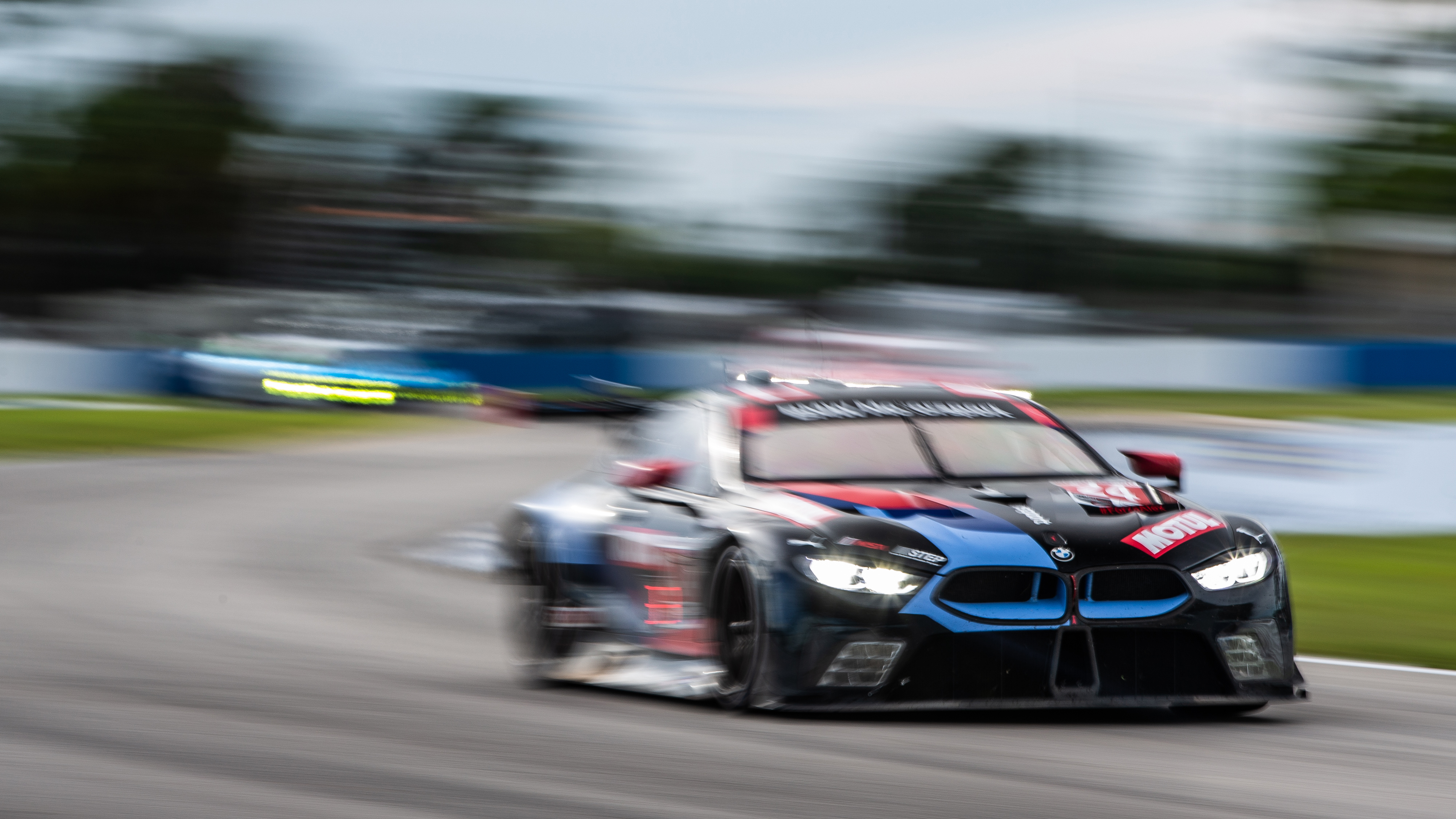 BMW Team RLL Racing To Clinch The Michelin Endurance Cup At The Twelve Hours of Sebring.