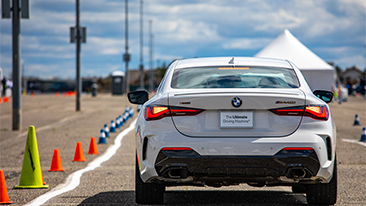 """BMW Continues Annual """"Ultimate Driving Experience"""" in Expanded List of U.S. Cities for 2021."""