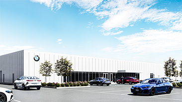 BMW of North America to Open New Vehicle Distribution Center at Tradepoint Atlantic Terminal in Baltimore, MD.<br />