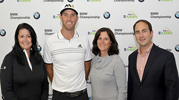 BMW Signs On as Official Partner of USA GOLF Federation for Rio 2016 Olympic Games.