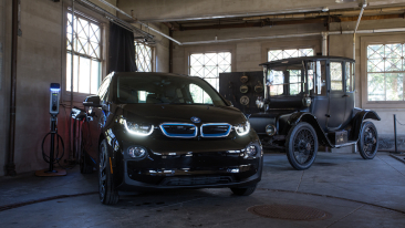Delivered as Promised: BMW of North America Donates 100 New Electric Vehicle Charging Stations for Visitors to America's National Parks
