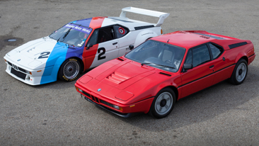 BMW Enters Three Fan Favorite Race Cars at the 2014 Rolex Monterey Motorsports Reunion