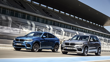 BMW X5 M and BMW X6 M Will Make their World Premieres and the BMW 2 Series Convertible and BMW X6 Sports Activity Coupe Will Make their North American Auto Show Debuts at the 2014 Los Angeles Auto Show.