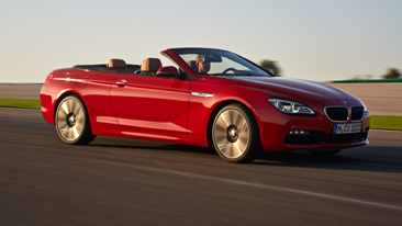 The new BMW 6 Series: Three Body Styles Rejuvenated and Ready to Take on the Competition