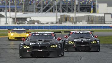 BMW Team RLL Begins New Chapter with the M6 GTLM at 54th Rolex 24 At Daytona.