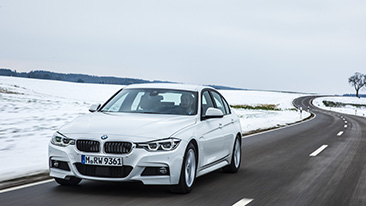 The all-new BMW 330e iPerformance.