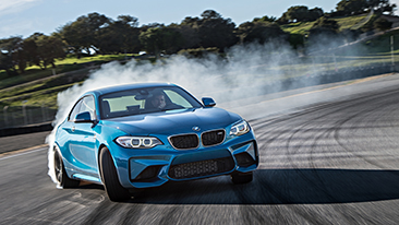 The New BMW M2 Coupe and the New BMW X4 M40i International Press Launch, Monterey, California.