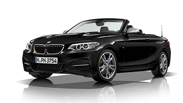 The New 2017 BMW 2 Series Now Featuring the Latest Generation of BMW TwinPower Turbo Engines.