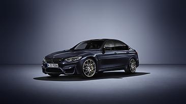 "2017 BMW ""30 Jahre M3"" Limited Edition."