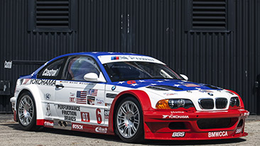 BMWUSA Classic To Run Seven Classic Race Cars In Centenary Celebration At The Rolex Monterey Motorsports Reunion 2016.