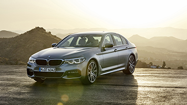 The All-New BMW 5 Series International Press Launch, Sonoma County & BMW Group's Tech Office in Palo Alto, California.