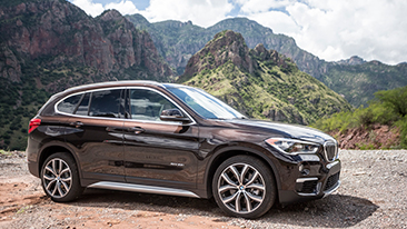 "2017 BMW X1 and 2017 BMW 2 Series Earn IIHS ""Top Safety Pick""."