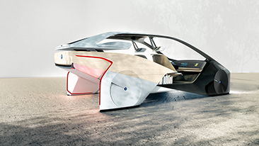 BMW at the Consumer Electronics Show (CES) 2017 in Las Vegas.