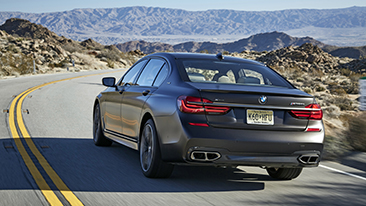 The New BMW M760i xDrive International Press Launch, Palm Springs & the BMW Performance Center West.