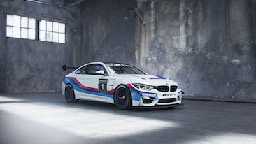 Right on Time for the Nürburgring 24 Hours: Sales Launch for the Newly-Developed BMW M4 GT4.