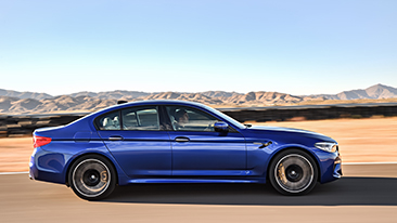 BMW Announces Price for the All-New BMW M5 – The Quintessential High Performance Sedan.