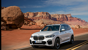 The All-New 2019 BMW X5 Sports Activity Vehicle.
