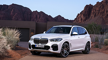 The All-New 2019 BMW X5 Sports Activity Vehicle Pricing
