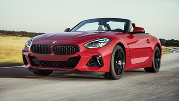 Promise Delivered: The World Premiere of the All-New BMW Z4 in Pebble Beach.