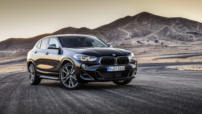 The All-New 2019 BMW X2 M35i: M DNA for the Most Powerful Compact Sports Activity Coupe.