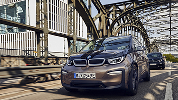 The new 2019 BMW i3 120Ah and i3s 120Ah.