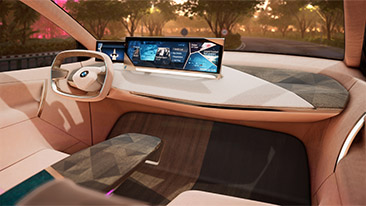 The BMW Group at the 2019 Consumer Electronics Show in Las Vegas.