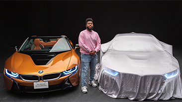 Global Superstar Khalid to Headline BMW i's 2019 #RoadtoCoachella Campaign.