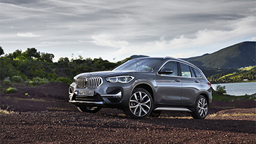 The 2020 BMW X1 Sports Activity Vehicle