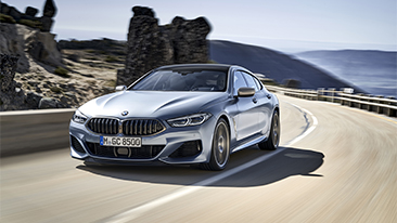 The New 2020 BMW 8 Series Gran Coupe