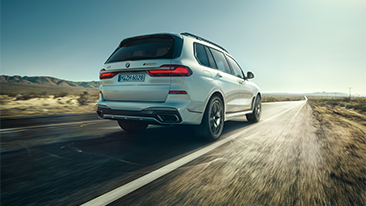 The 2020 BMW X5 M50i and BMW X7 M50i Sports Activity Vehicles
