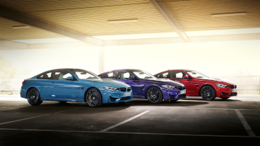 The 2020 BMW M4 Edition ///M Heritage