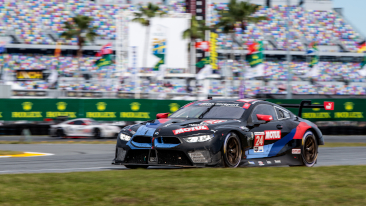 BMW Team RLL Wins Daytona Thriller: Second GTLM Consecutive Triumph for the BMW M8 GTE at the IMSA Season-Opener.