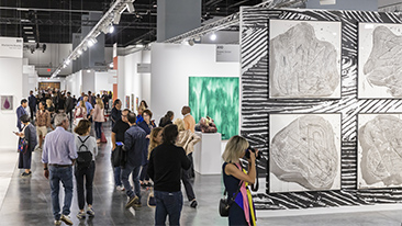 BMW Returns to Art Basel in Miami Beach as an Official Partner.