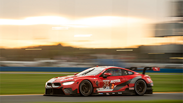BMW Team RLL Finishes Fourth and Sixth in IMSA WeatherTech 240 At Daytona; De Phillippi, Spengler -  P4, Edwards, Krohn - P6.