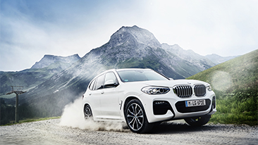 The 2020 BMW X3 xDrive30e PHEV Sports Activity Vehicle